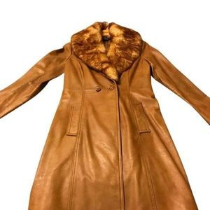 Arden B. Luxe Line Leather Jacket
